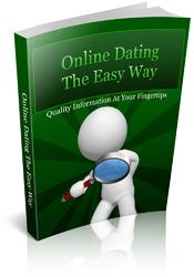Online Dating The Easy Way