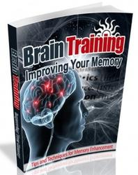 Brain Training Improving Your Memory