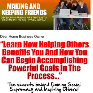 Making and Keeping Friends Review