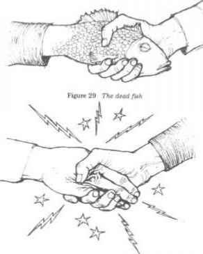 Hand Gestures And Handshakes