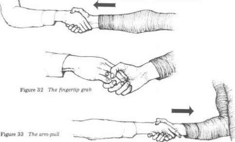 Handshake Communication Meaning